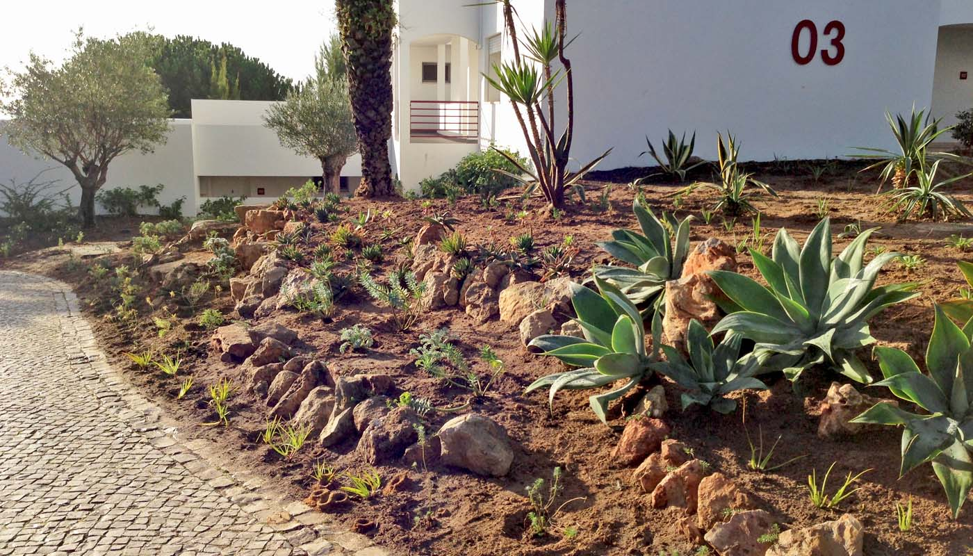 About - Waterwise Gardens Algarve Portugal